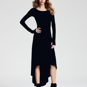 BCBGMAXAZRIA Aurela Uneven Hem Dress